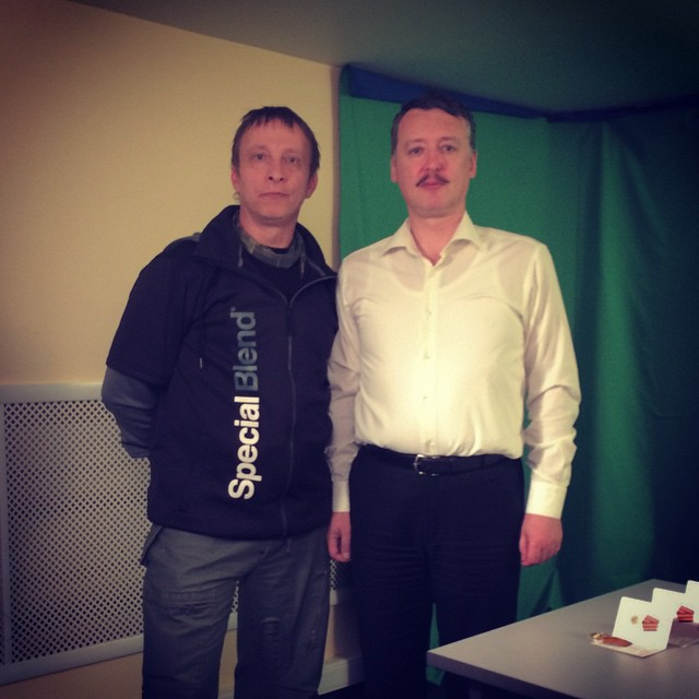 Иван Охлобыстин, Гарик Сукачев и Александр Скляр спели песню в подержку донецких сепаратистов