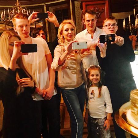 Алла Пугачева пышно отпраздновала свое 68-летие