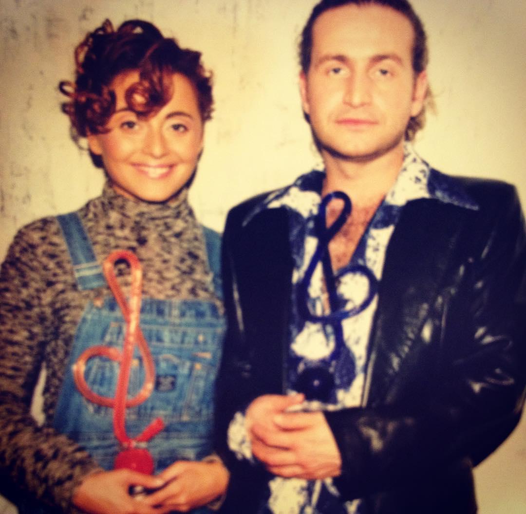 Леонид Агутин трогательно поздравил Анжелику Варум с19-летием ихотношений