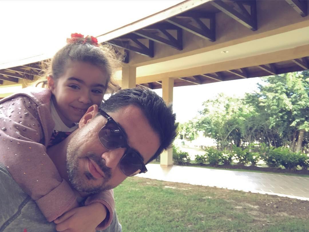 Муж и дочь Ани Лорак