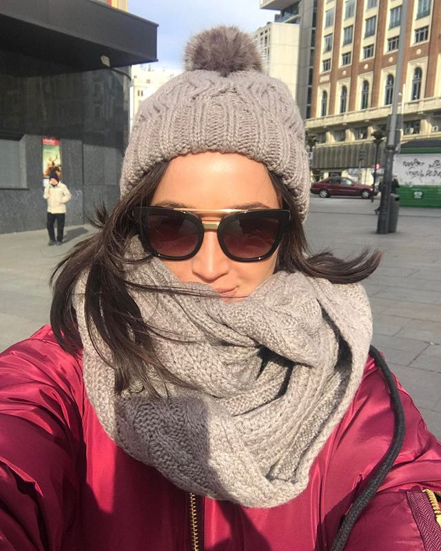 Испанские страсти: Ольга Бузова в нижнем белье снялась в провокационном видео на крыше