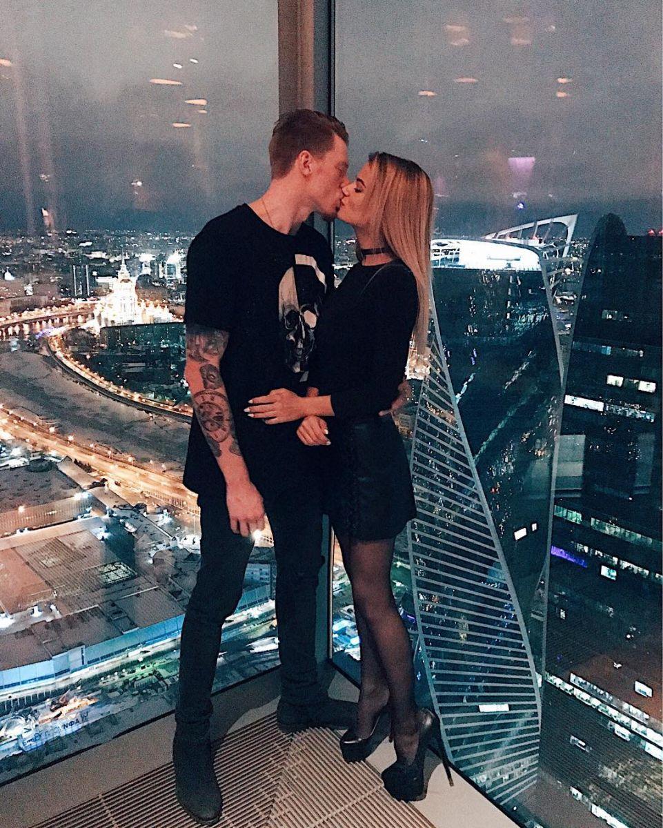 Сын Владимира Преснякова намекнул на свадьбу со своей девушкой