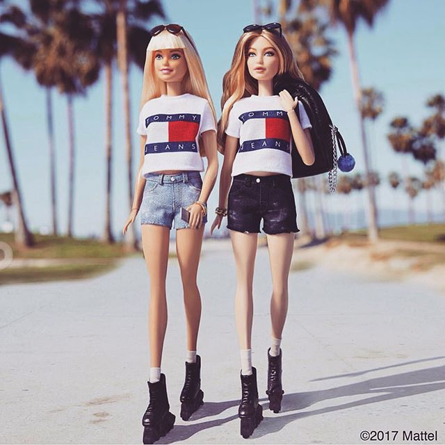 Джиджи Хадид стала прообразом куклы Барби