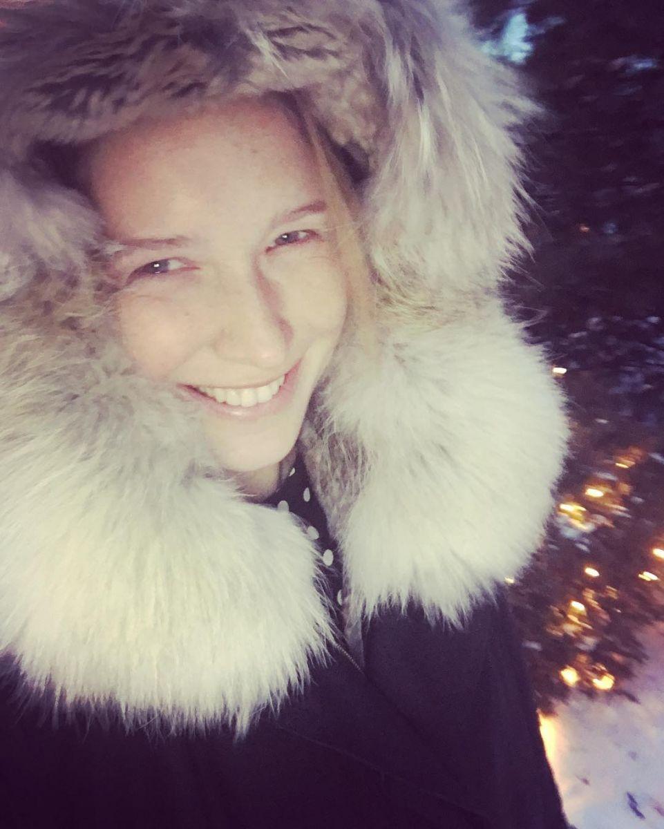 Оля Полякова сменила Катю Осадчую в«Светской жизни»