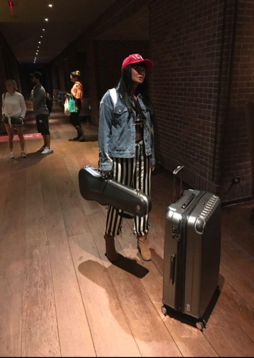 Романтика в Нью-Йорке: Ассия Ахат сходила на свидание со своим мужем