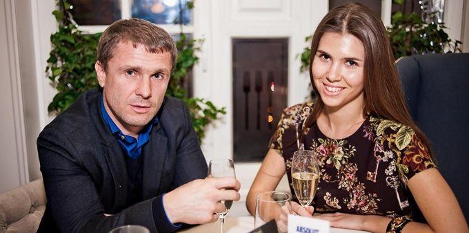 У Сергея Реброва родился второй ребенок