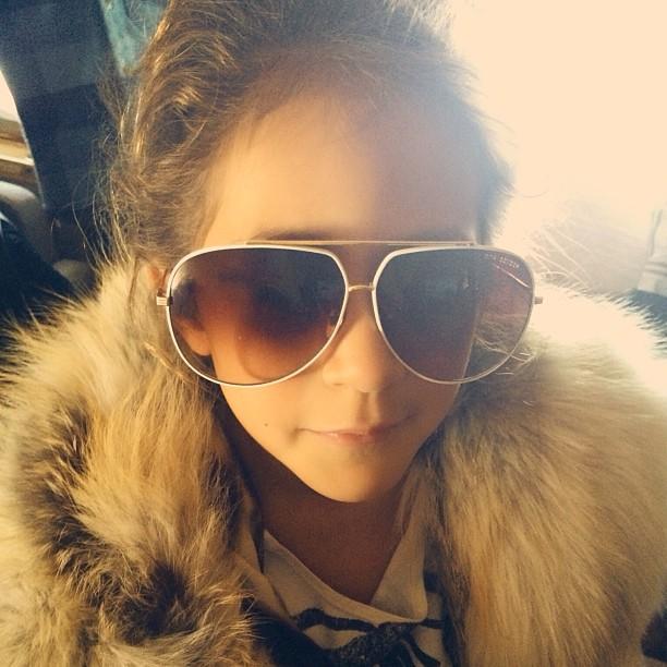 Дочь Дженнифер Лопес – точная копия своей мамы