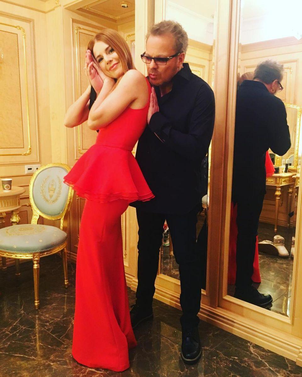 Алла Пугачева и Наталья Подольская трогательно поздравили Владимира Преснякова с днем рождения
