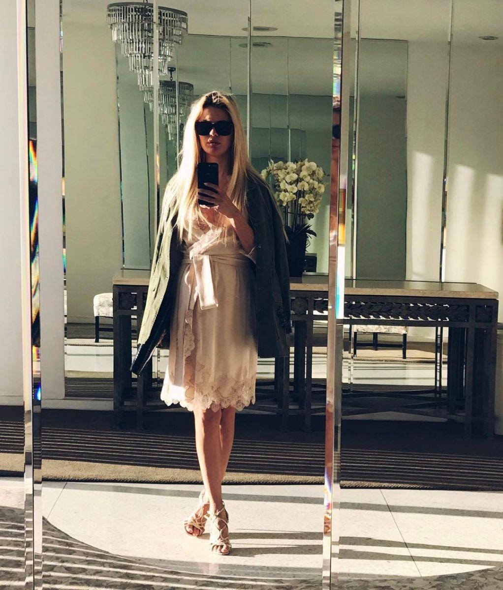 В сети активно обсуждают вторую беременность Виктории Бони