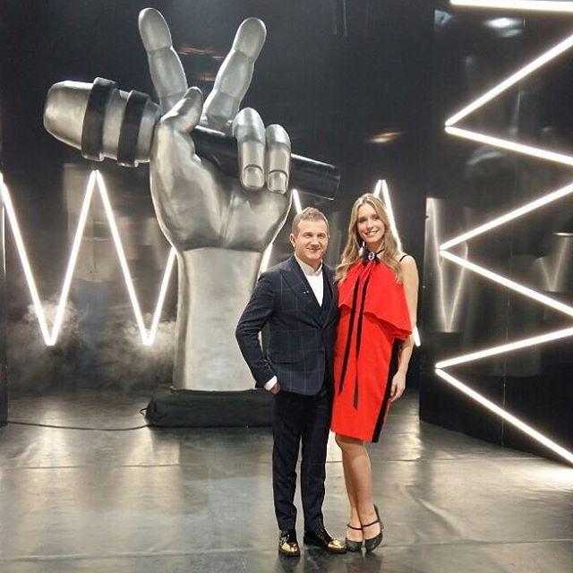 Редкий кадр: Катя Осадчая опубликовала селфи с супругом Юрием Горбуновым