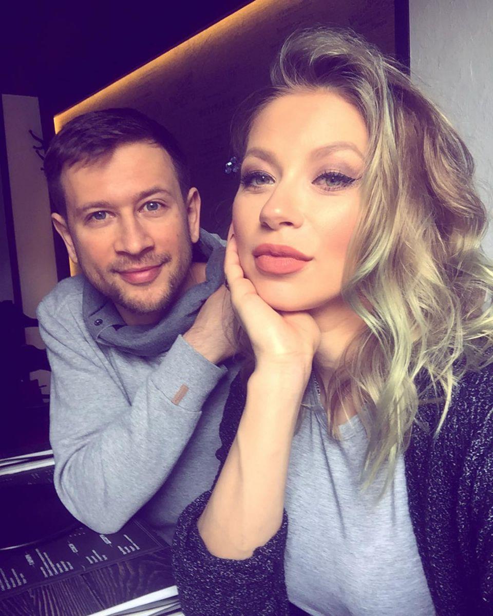 Дмитрий Ступка впервые стал отцом