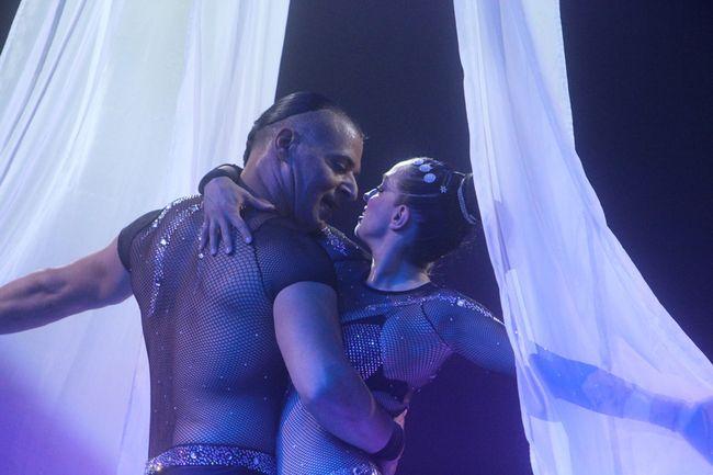 В Одессе прошел Международный фестиваль циркового искусства Золотой трюк Кобзова