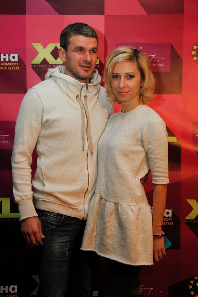 Тоня Матвиенко и Арсен Мирзоян фото