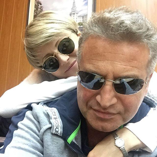 Любил всегда, люблю сейчас: Леонид Агутин трогательно поздравил Анжелику Варум с днем рождения