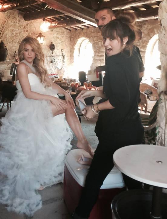 Фото свадьбы шакира