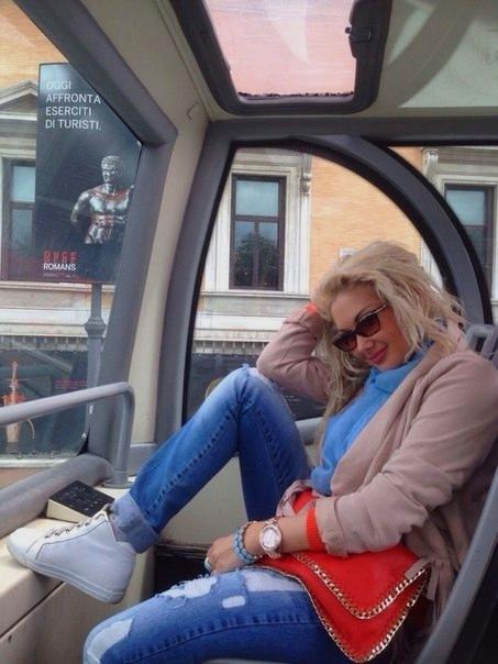 медовый месяц Кати Бужинской