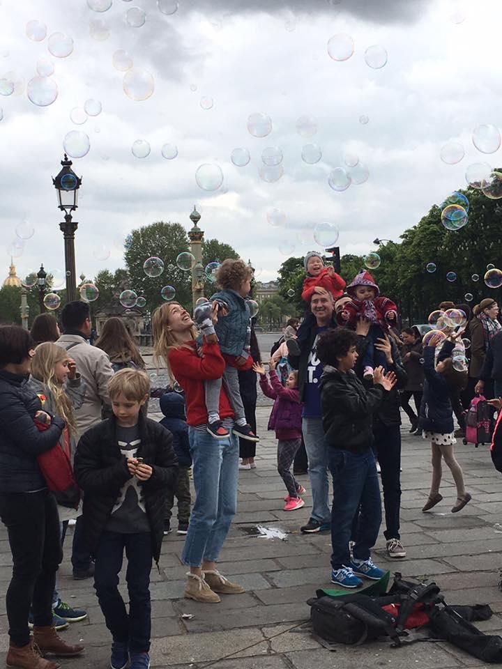 Наталья Водянова показала лицо своего младшего сына Романа