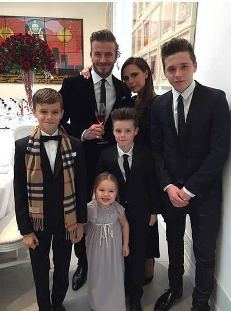 Семейное гнездышко: Виктория и Дэвид Бекхэм хотят купить дом за за 5,6 миллионаов долларов