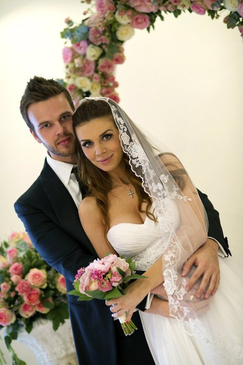 Анна Седокова муж фото