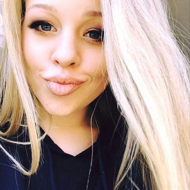 19-летняя Виктория Петрик впервые стала мамой