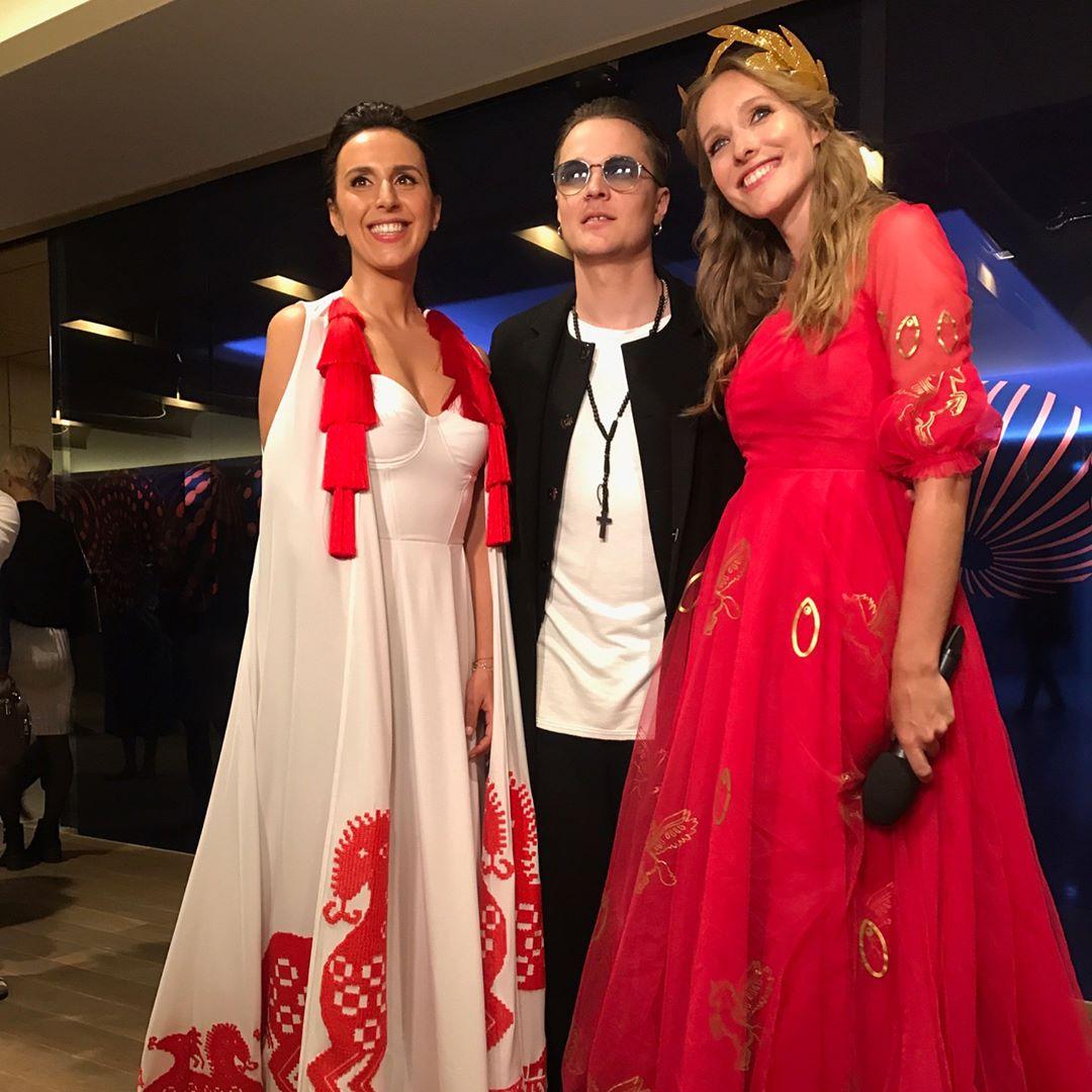 Джамала резко ответила на критику Меладзе выступления выступления O.Torvald на Евровидении-2017