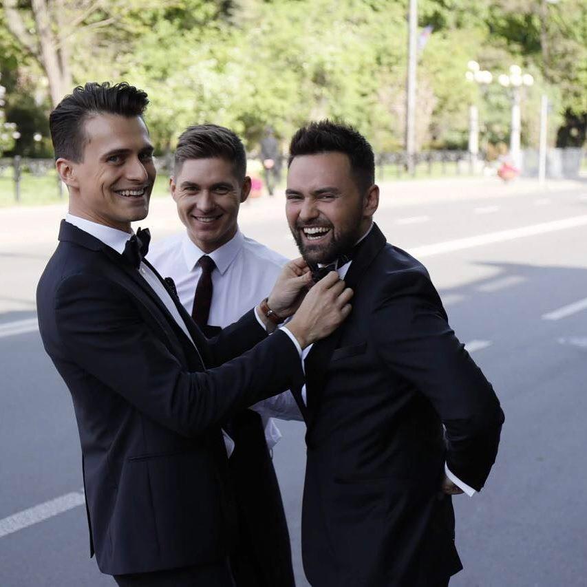 Александр Скичко женится