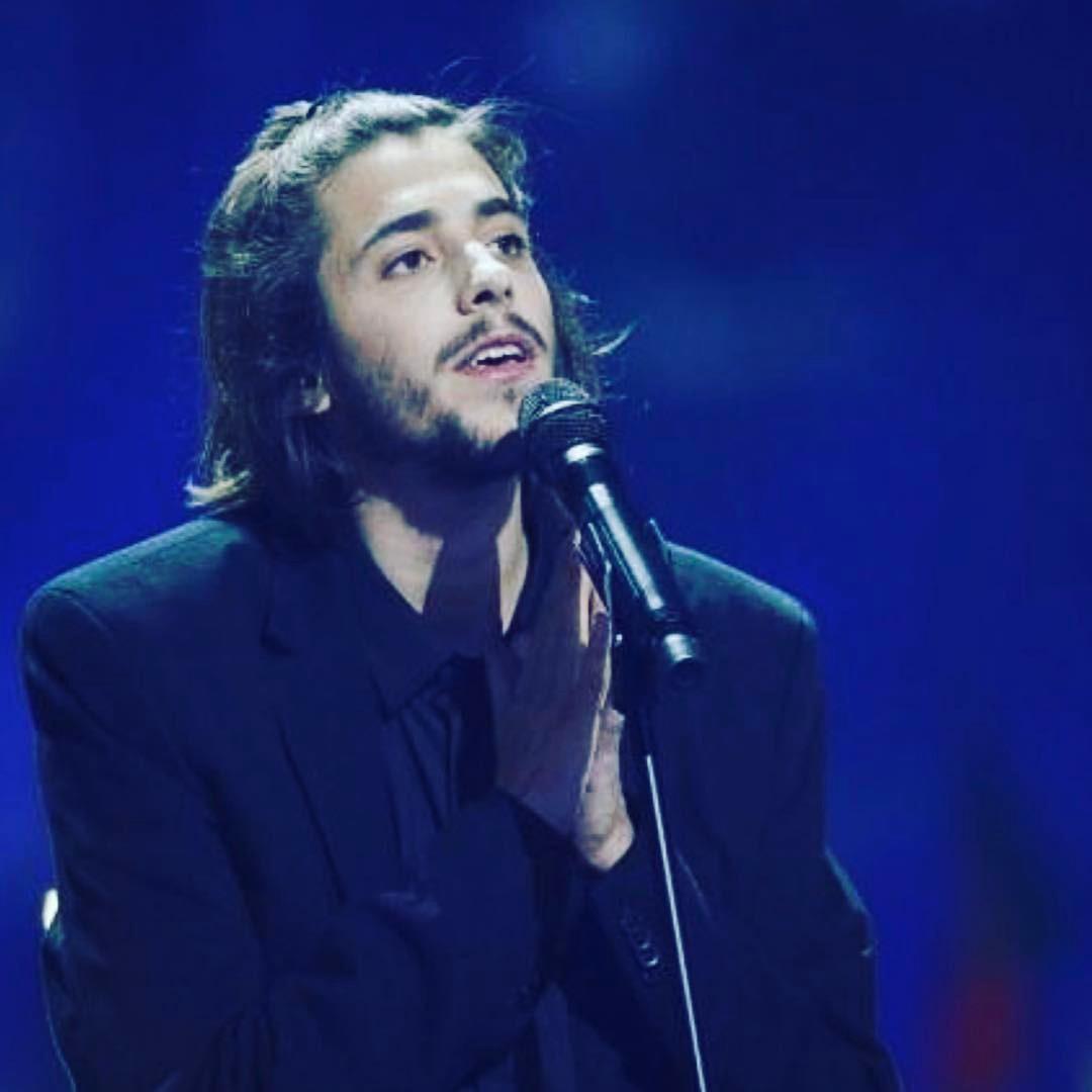 Реакция звезд на победу Сальвадора Собрала на Евровидении-2017