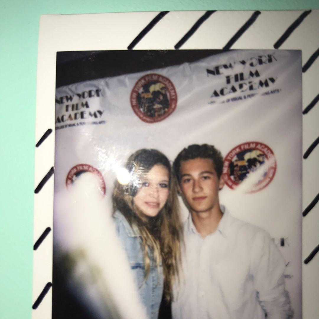 Дочь Веры Брежневой трогательно поздравила своего парня с 18-летием