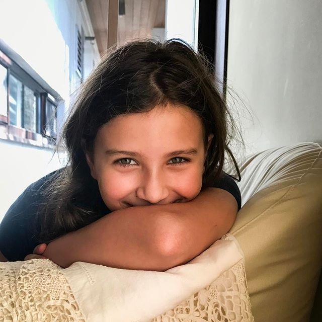 Какая милашка: Иван Урагант показал повзрослевшую дочь