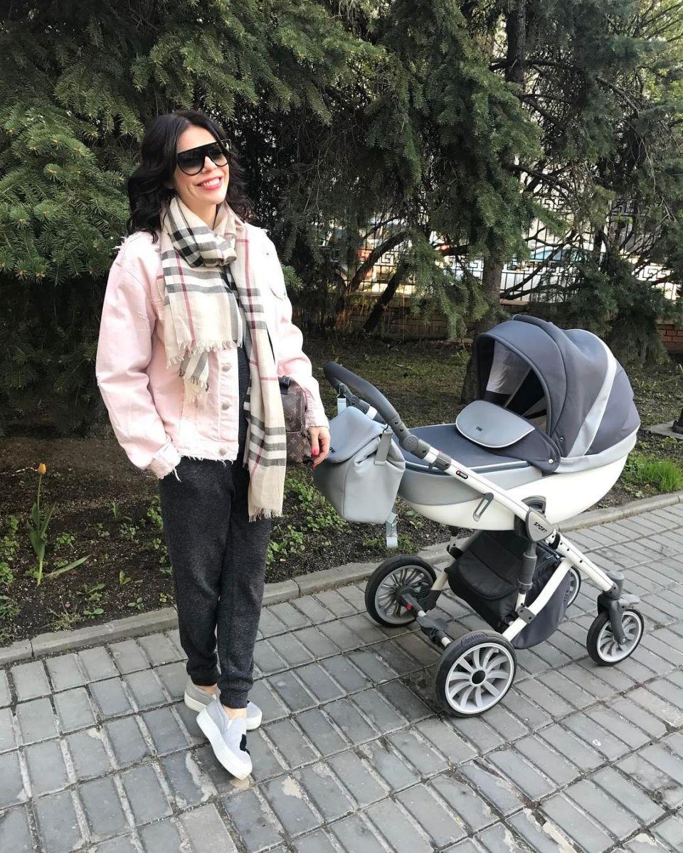 Анастасия Стоцкая рассекретила имя своей новорожденной дочери