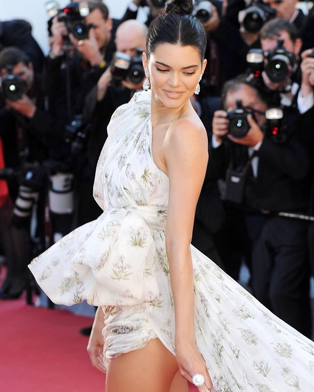 Кендалл Дженнер назвала имя своей главной конкурентки в мире моды