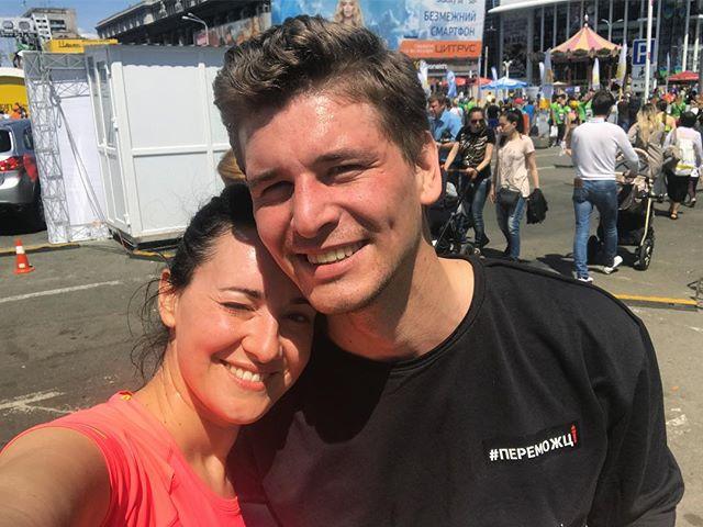 Соломия Витвицкая поделилась нежным фото с супругом