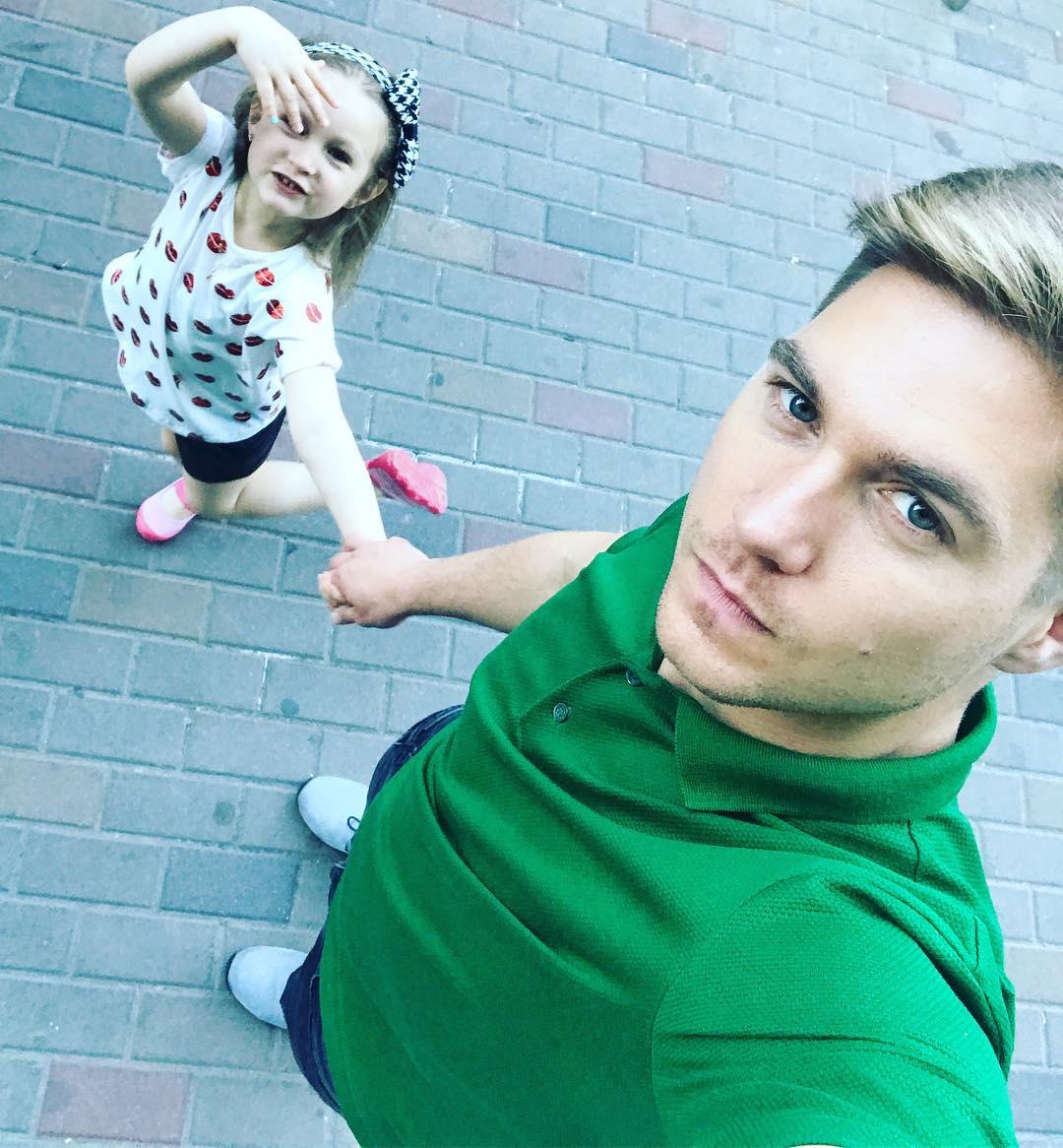 пап и сын фото