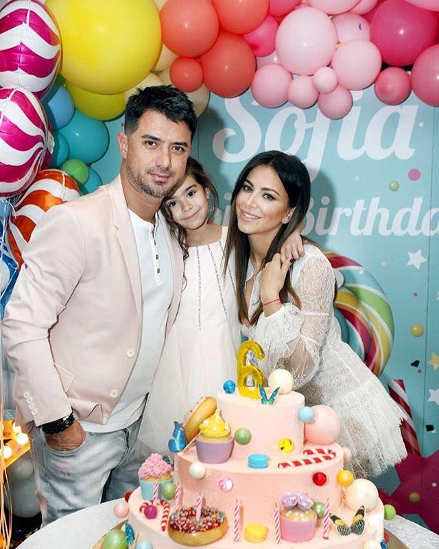 Огромный торт и звездные гости: Ани Лорак ярко отпраздновала день рождения дочери