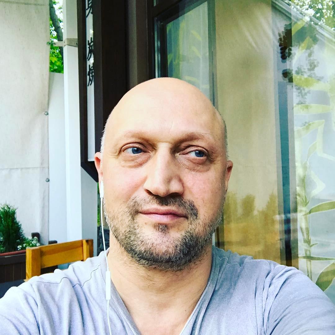 У Гоши Куценко родилась третья дочка