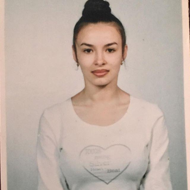 Из домашнего архива: Надежда Мейхер показала себя в 16 лет