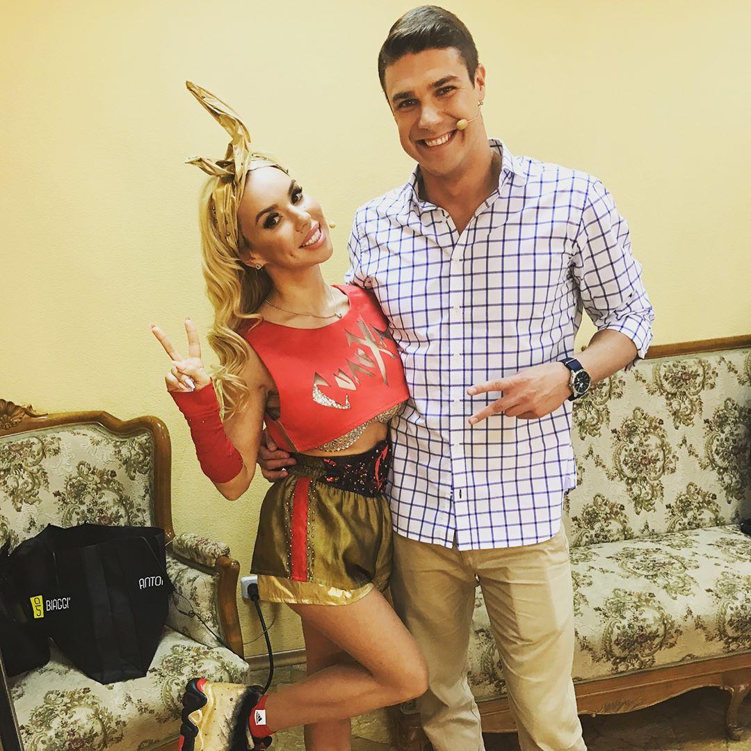 Экс-Холстик Дмитрий Черкасов встречается с украинской певицей - СМИ