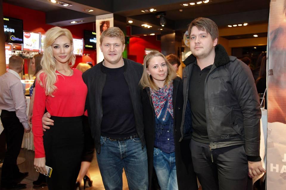 Алексей Кузнецов жена фото