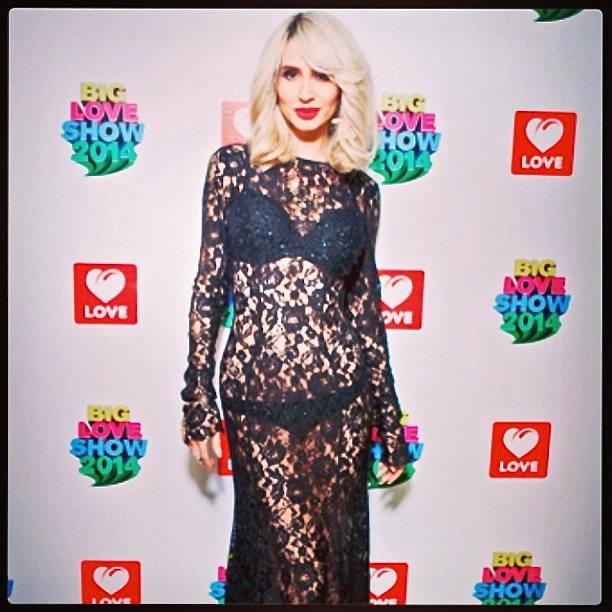 светлана лобода платье фигура фото 2014