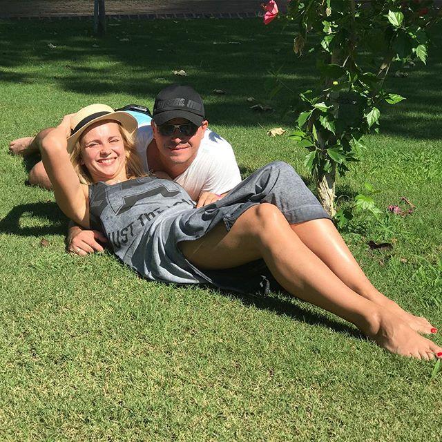 Лилия Ребрик поделилась фотографиями с семейного отдыха на море