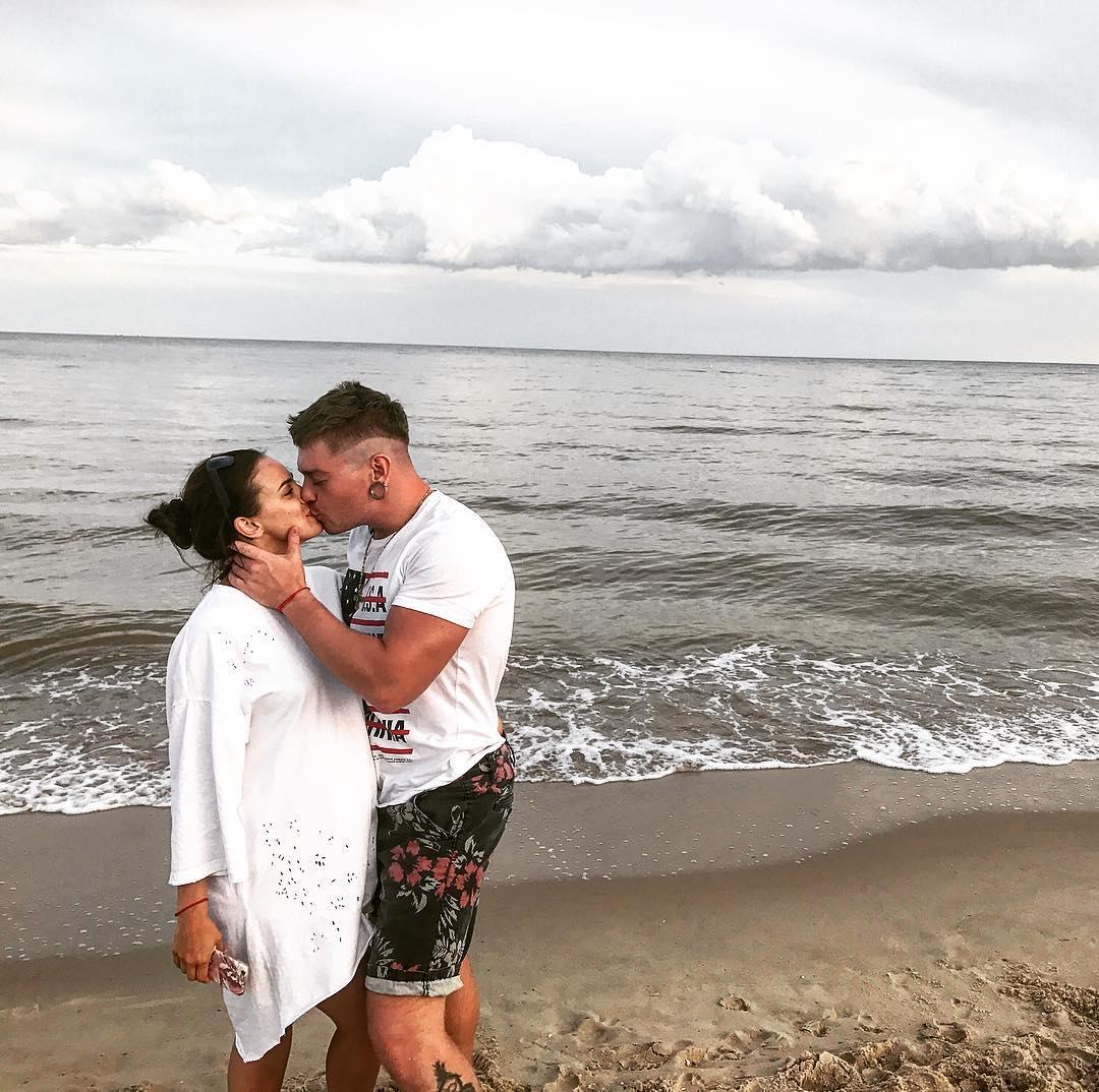 Бывший возлюбленный Татьяны Денисовой Александр Кривошапко вскоре станет отцом