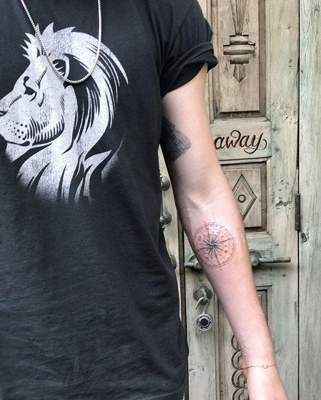 Бруклин Бекхэм сделал новую татуировку: хочет побить рекорд отца?