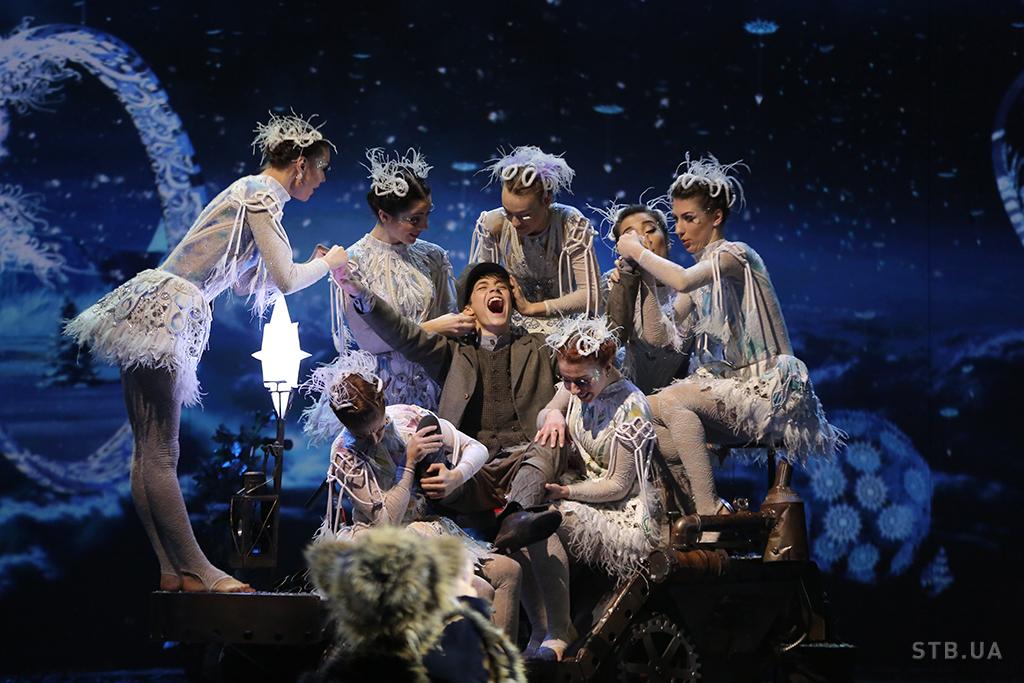 Константин Томильченко стал хореографом-постановщиком в Cirque du Soleil