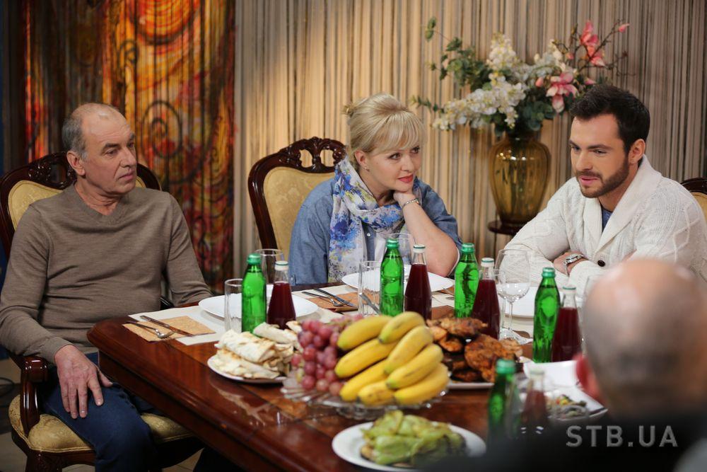 Сергей Мельник - герой шоу Холостяк 5 - и его мама