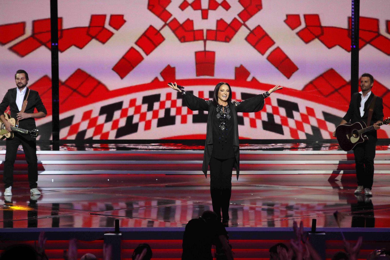 София Ротару ко Дню Независимости Украины выступила в Киеве