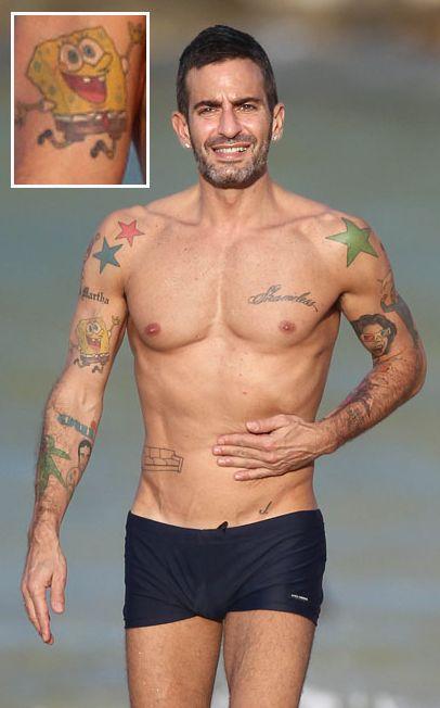 Худшие татуировки знаменитостей