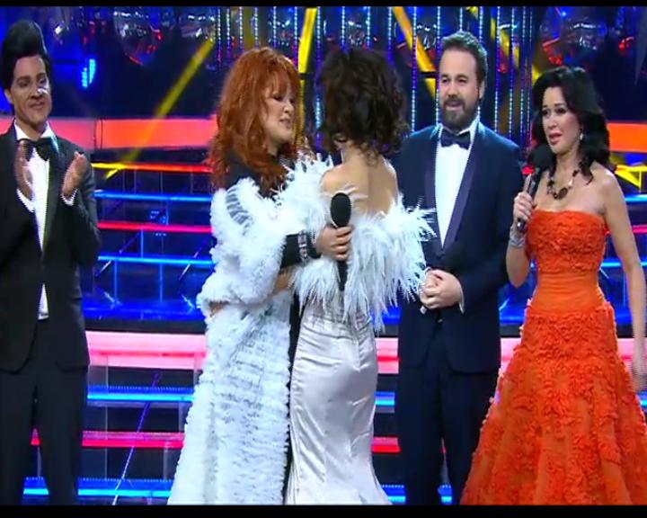 Наталья Могилевская ушла из шоу як дві краплі фото