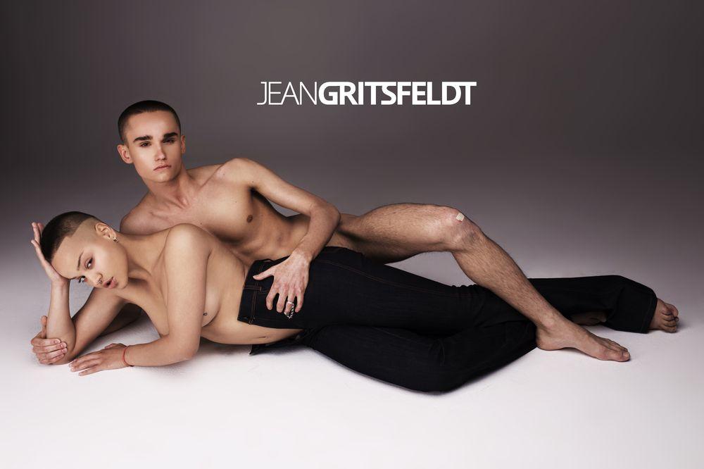 Сюзанна Абдулла в смелой фотосессии для Jean Gritsfeldt