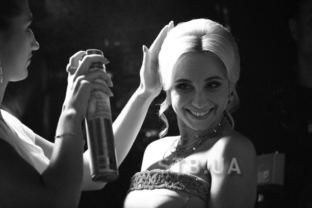 Лилия Ребрик на шоу Танцюють всі!-7