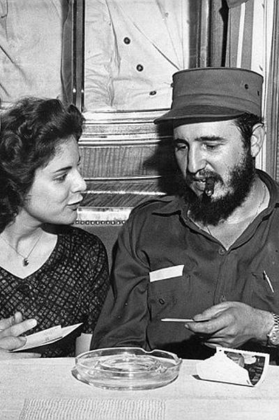 Дженнифер Лоуренс сыграет роль возлюбленной Фиделя Кастро